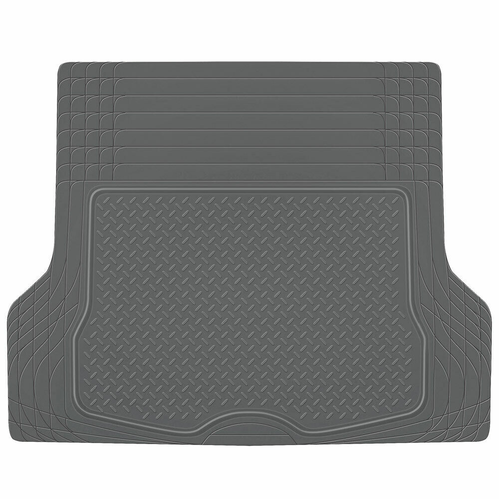 Trunk Cargo Floor Mats For Car Suv Truck Auto All Weather