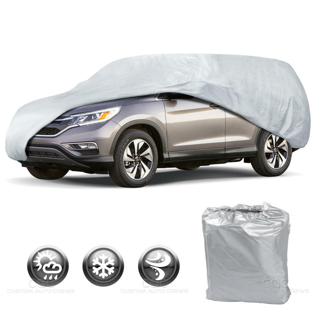 Motor Trend Weatherwear 1 Poly Cover Uv Protection Suv