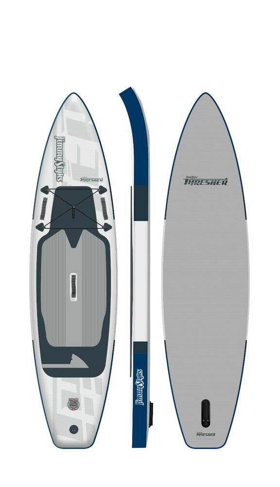 Jimmy Styks Quot Thresher Quot Inflatable Stand Up Paddle Board