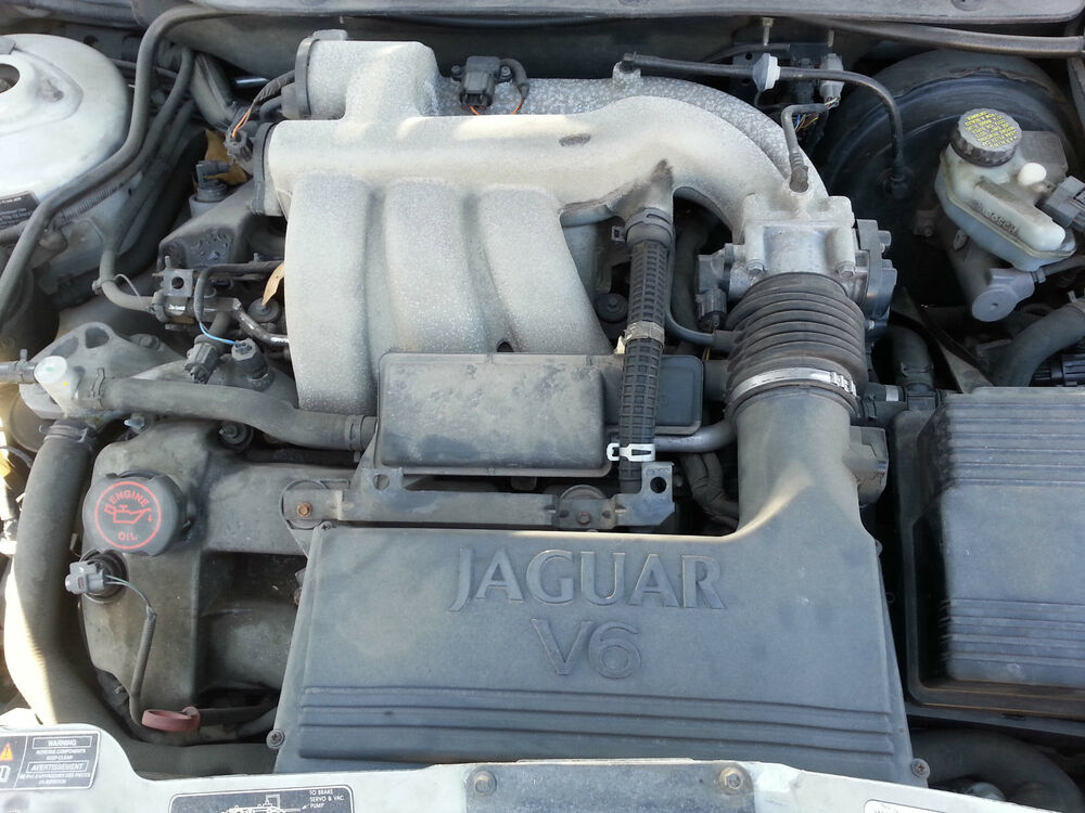 2002 2003 2004 2005 2006 jaguar x-type engine v6 3.0 l | ebay jaguar x type 3 0 engine diagram 2003 x type 3 0 engine diagram