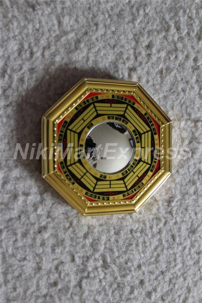 4 8 chinese oriental protection feng shui home house gold for Chinese feng shui house
