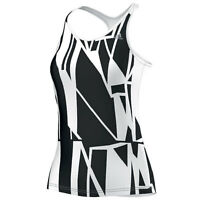 Womens Adidas Graphic Tank Top Climalite Gym Vest Top Size XS S NEW