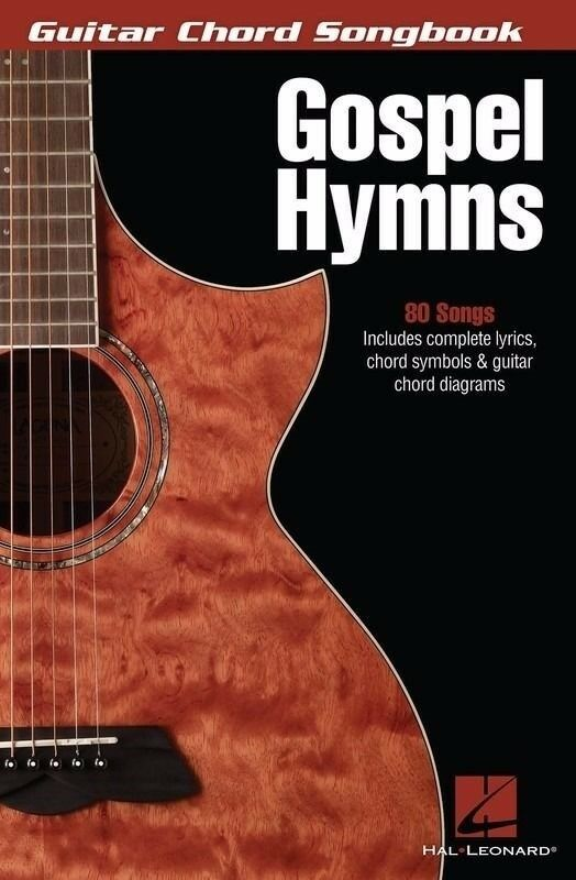 GOSPEL HYMNS - Guitar Chord Songbook *NEW* Lyrics 80 Songs | eBay