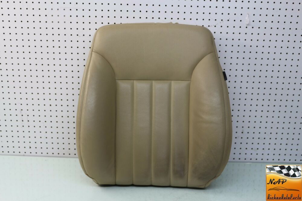 2006 mercedes benz ml350 w164 front left driver side for Mercedes benz car seat cushion