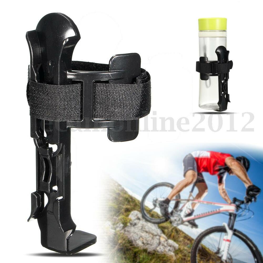 plastic adjustable bike bicycle cycling water bottle rack. Black Bedroom Furniture Sets. Home Design Ideas