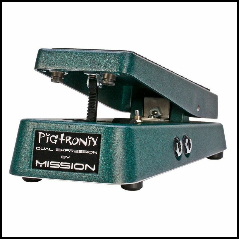pigtronix dual expression polarity reversal switch guitar effects pedal ebay. Black Bedroom Furniture Sets. Home Design Ideas