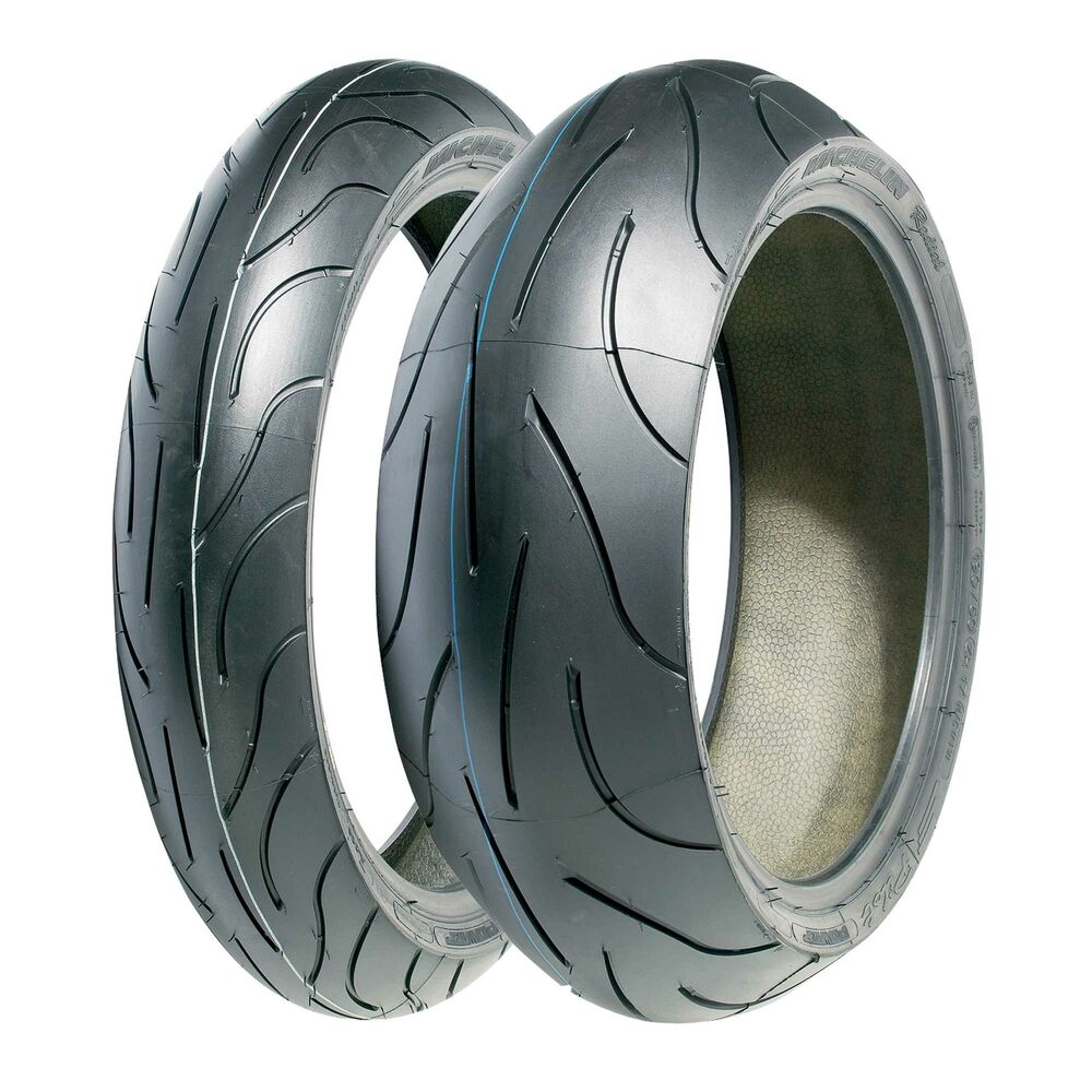 michelin pilot power 120 70 zr17 58w 190 50 zr17 73w motorcycle tyres ebay. Black Bedroom Furniture Sets. Home Design Ideas