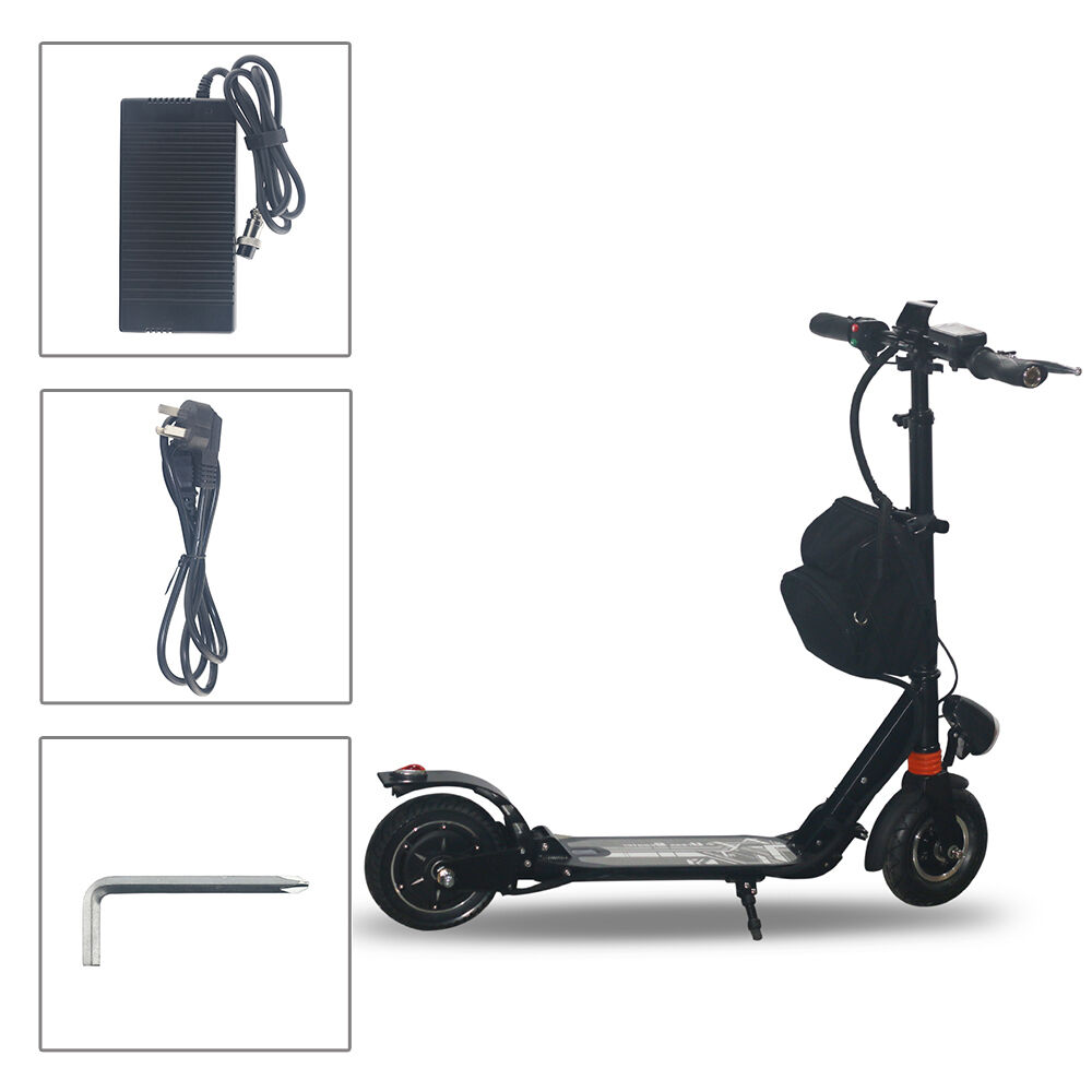 Turbo Scooter Folding Portable Electric Motor Scooter
