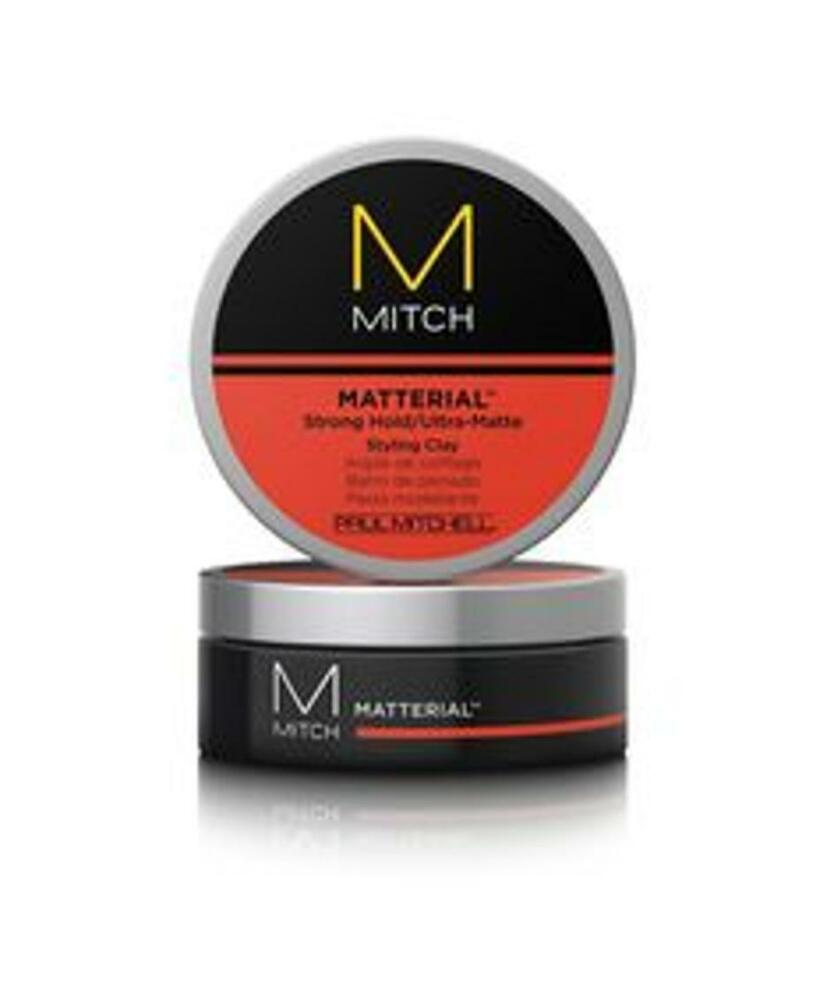 Mitch Matterial >> Paul Mitchell Mitch For Men Matterial Styling Clay 3 oz | eBay