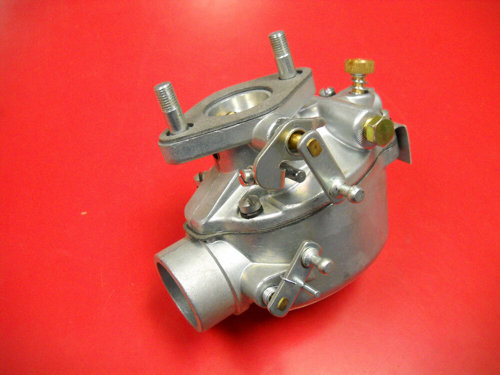 64 Ford 601 Tractor : Ford tractor carburetor tsx