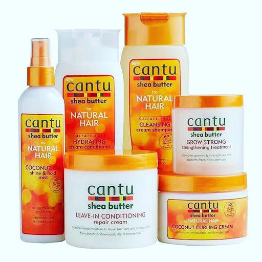 Cantu Shea Butter Amp Natural Hair Care Afro Hair Product