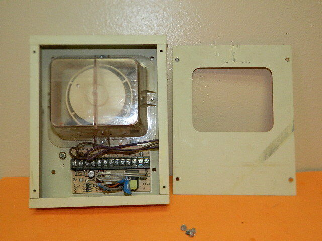 Simplex 2098 9537 Duct Detector Housing With Detect 2098