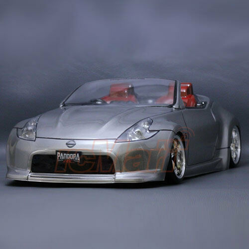 pandora nissan fairlady z 370z z34 roadster cars drift 205mm clear body pab 106 ebay. Black Bedroom Furniture Sets. Home Design Ideas