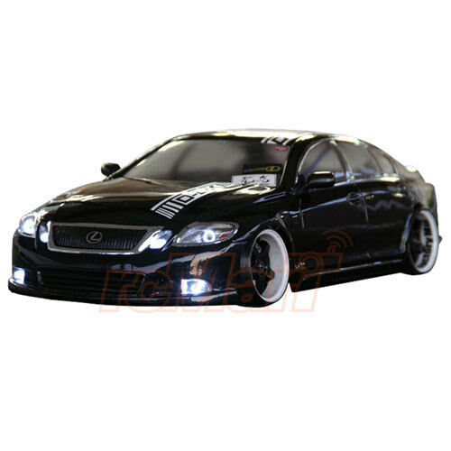 d like toyota lexus gs grs190 197mm clear body 1 10 rc cars drift on road dl095 ebay. Black Bedroom Furniture Sets. Home Design Ideas