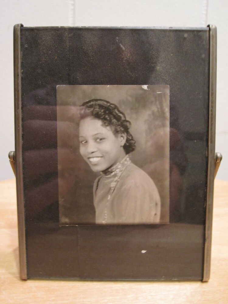 ANTIQUE VINTAGE CHICAGO AFRICAN AMERICAN PHOTO SWEETHEART ...