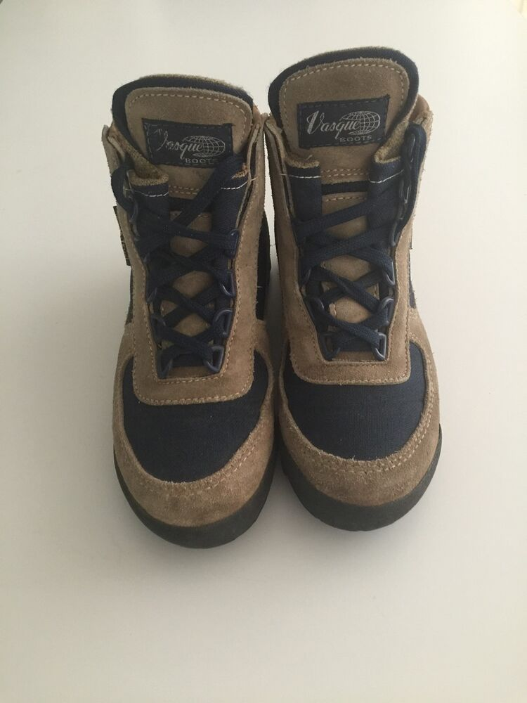 Vintage Vasque 7534 Skywalk Women S Goretex Hiking Boots