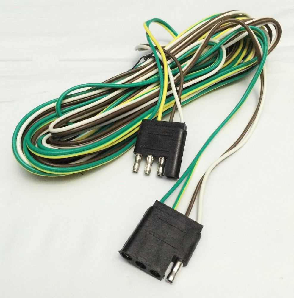 Details About Tow Ready 20224 7way Trailer Wiring Harness Connector