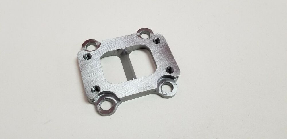 Ct divided to t turbo flange manifold toyota