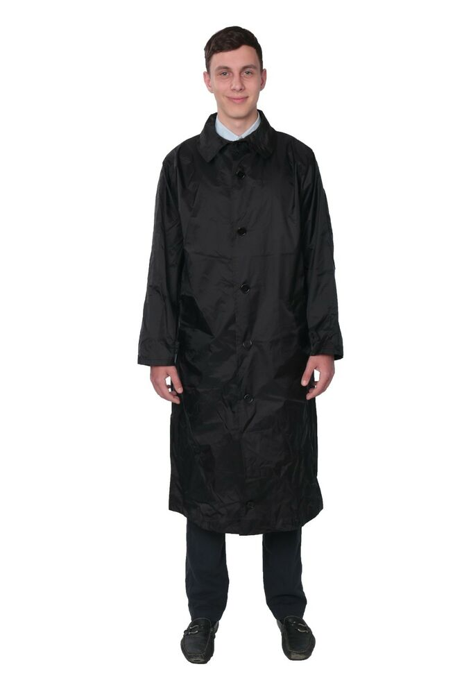 Raicoa Man S Light Weight Nylon Raincoat With Hood For Hat