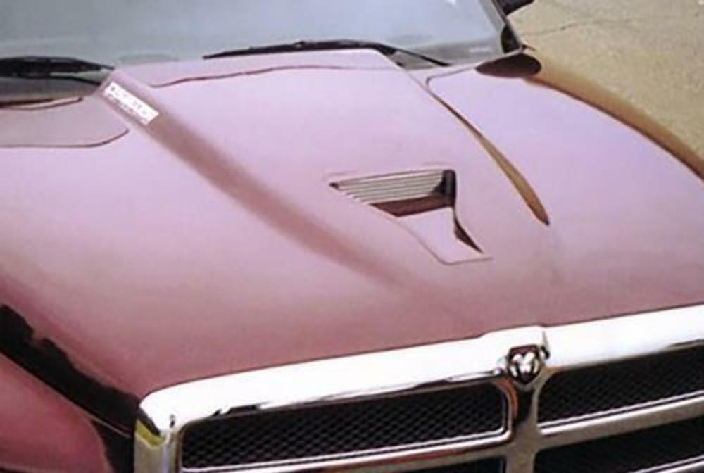 Ram Air Cowl Induction Hood : Reflexxion steel cowl induction hoods for ford chevy