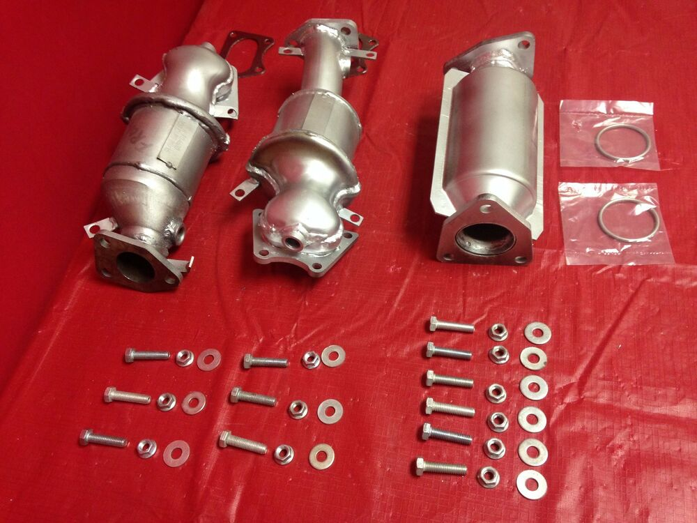 Fit Acura MDX Compete System Catalytic Converter 2007 2008 2009 | eBay