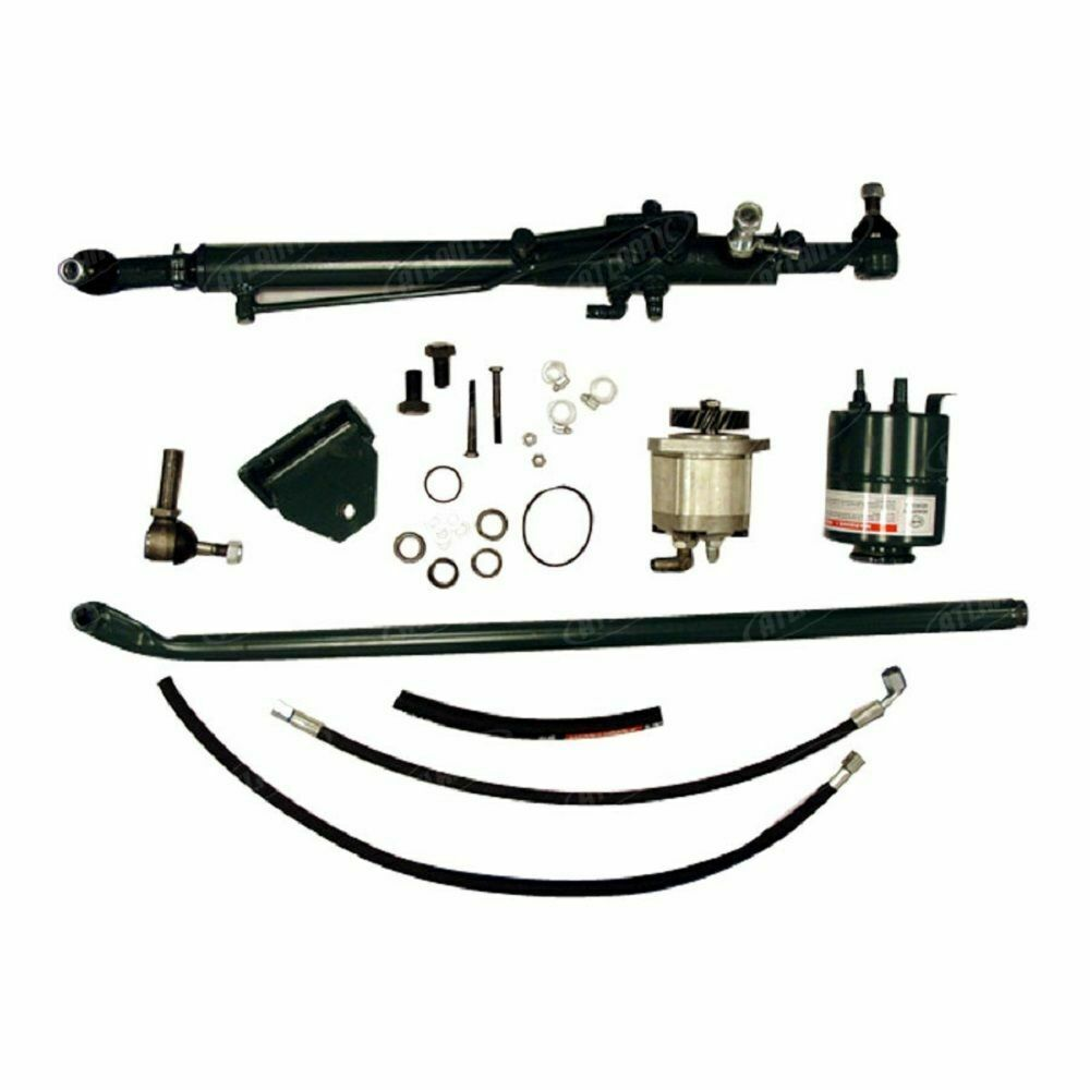 Lawn Tractor Dozer Tracks Conversion : Ford new holland parts power steering conversion