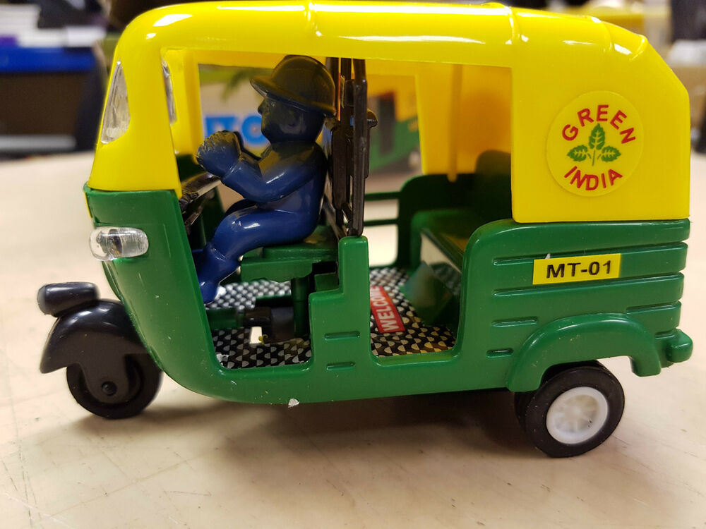 model india tuk tuk autorickshaw rickshaw taxi brand new from uk ebay. Black Bedroom Furniture Sets. Home Design Ideas