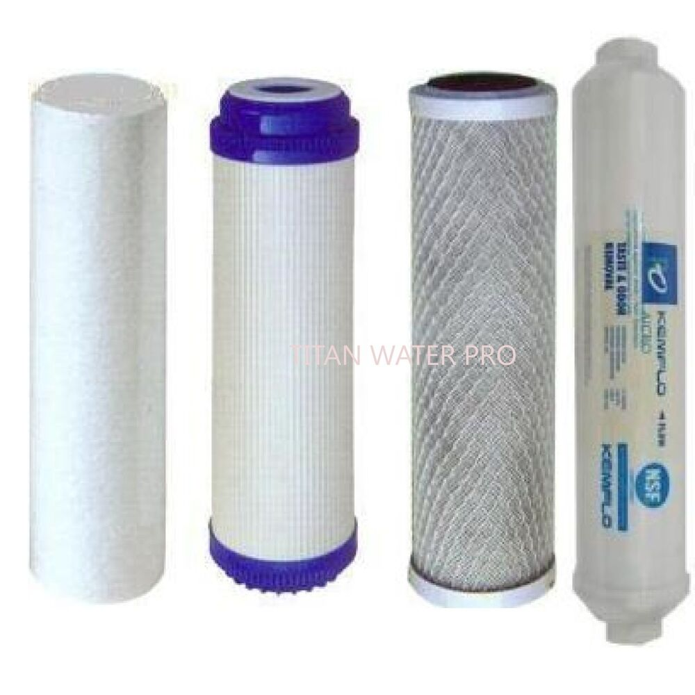 Ro 5 Stage Reverse Osmosis Water Filter Replacement Water