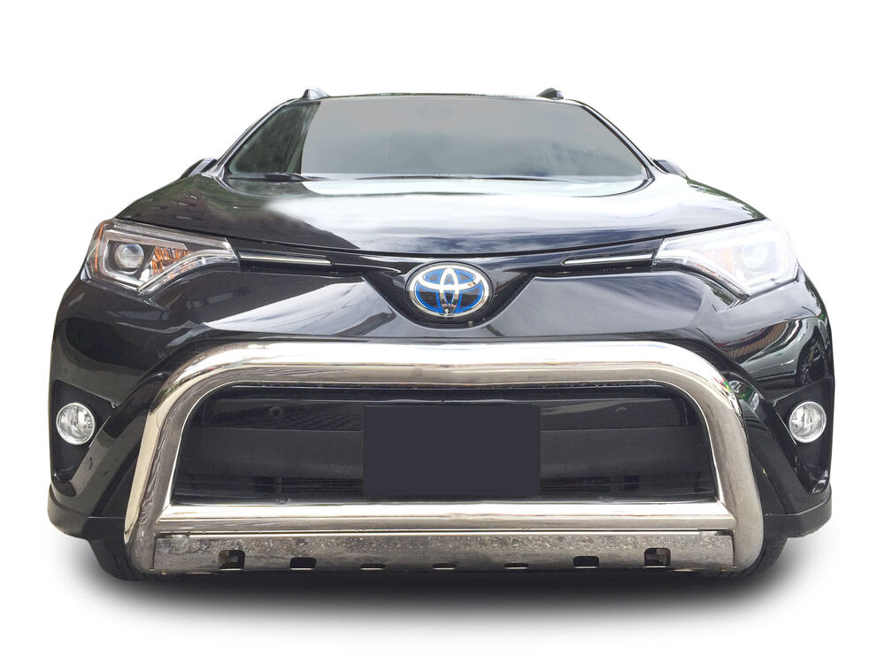 Broadfeet Bull Bar Front Bumper Guard [Fits: 2016-2018 ...