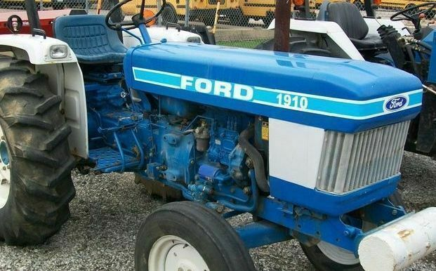 Ford 1210 Steering Parts : Ford tractor parts diagram