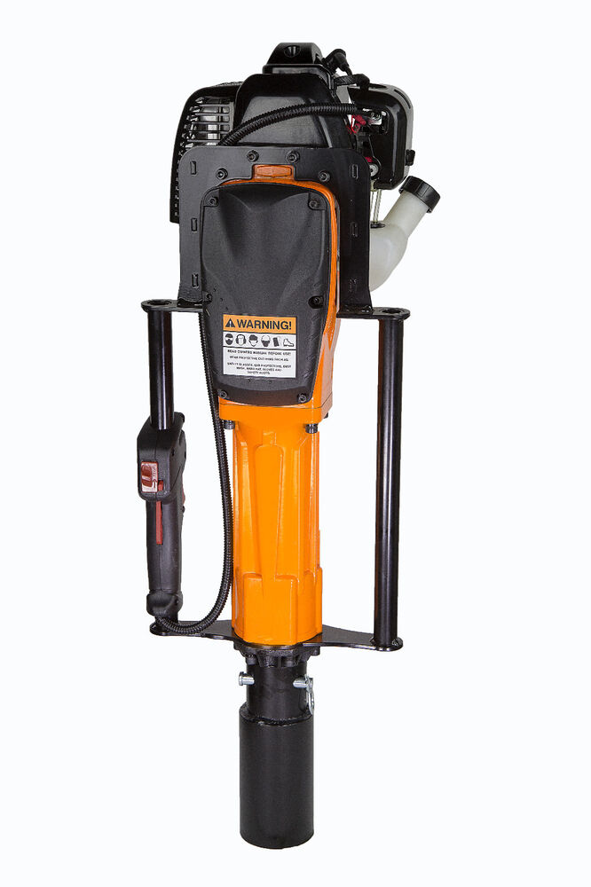 Gas Powered T Post Driver 995 00 By Skidril 2 Stroke Ebay