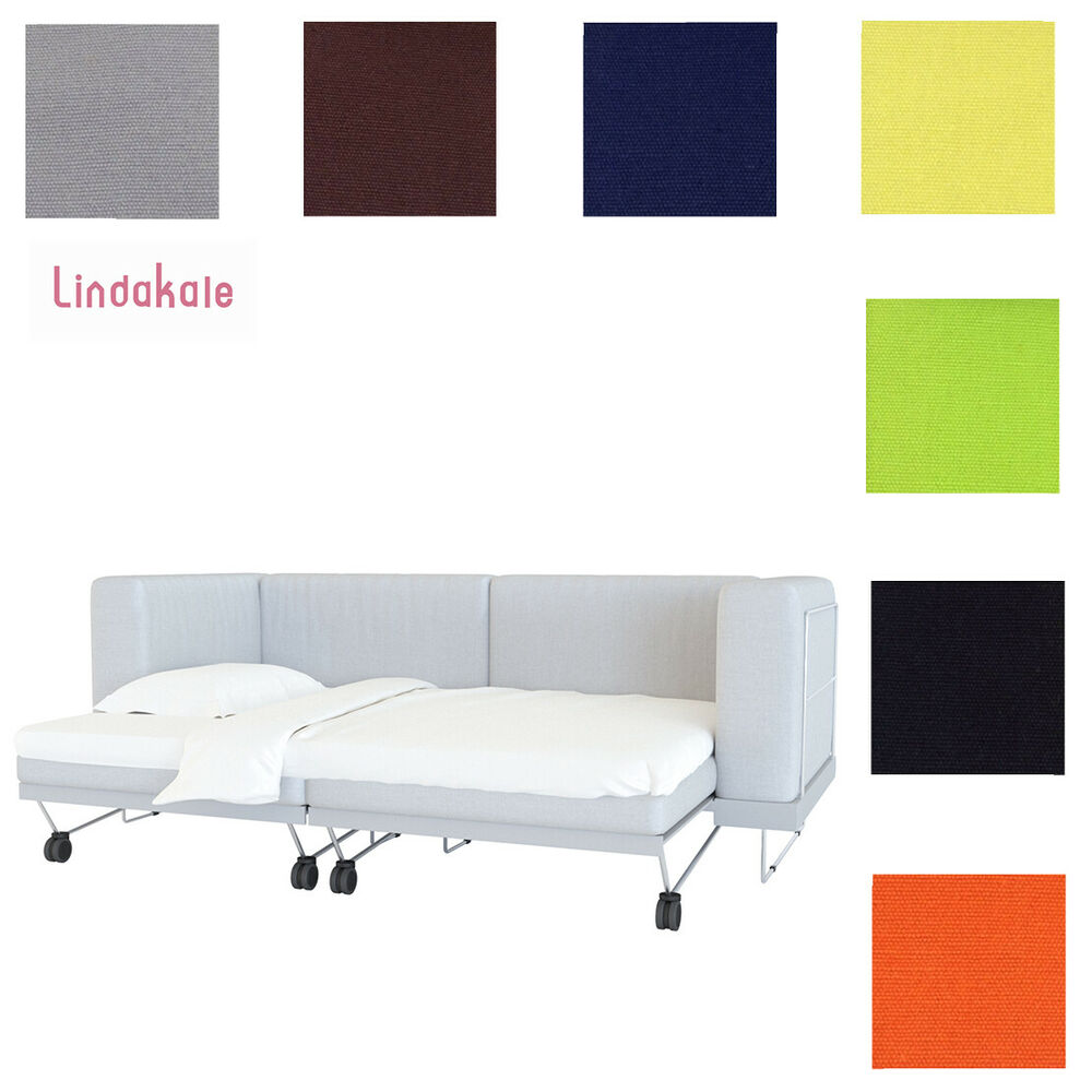 custom made cover fits ikea tylosand three seat sofa bed replace sofa cover ebay. Black Bedroom Furniture Sets. Home Design Ideas