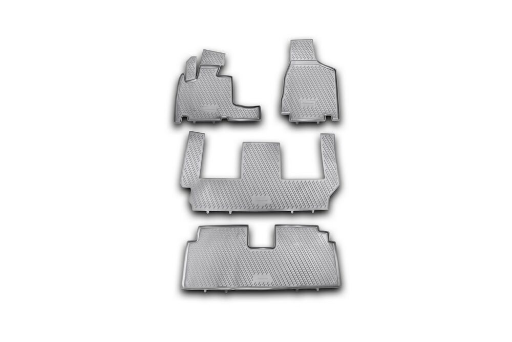 Chrysler Town Amp Country Floor Mats All 3 Rows 2008