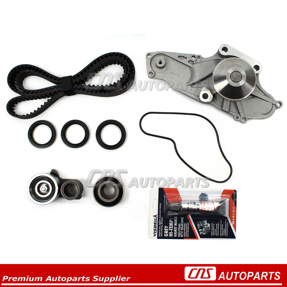 Acura CL TL MDX Honda Accord Odyssey Timing Belt Water