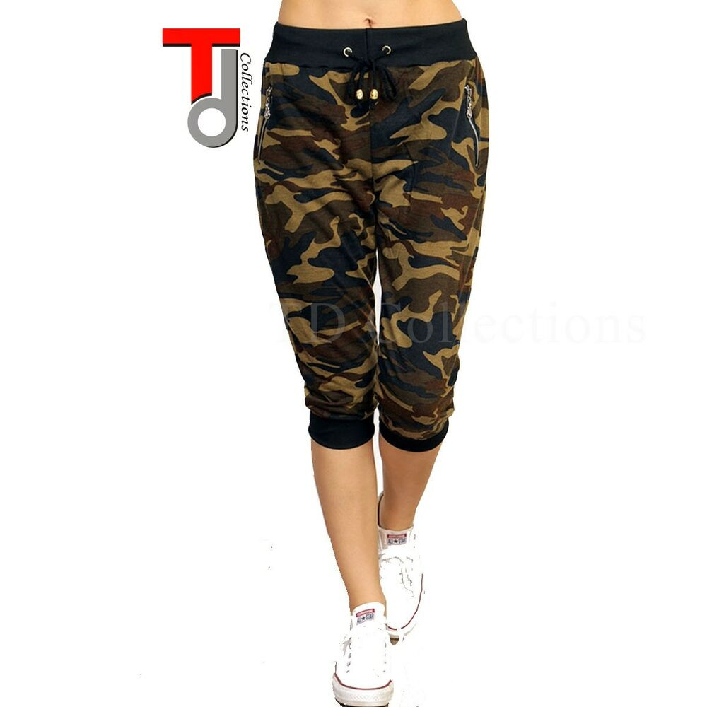 Beautiful 31 Wonderful Jogger Pants Camouflage For Women | Sobatapk.com