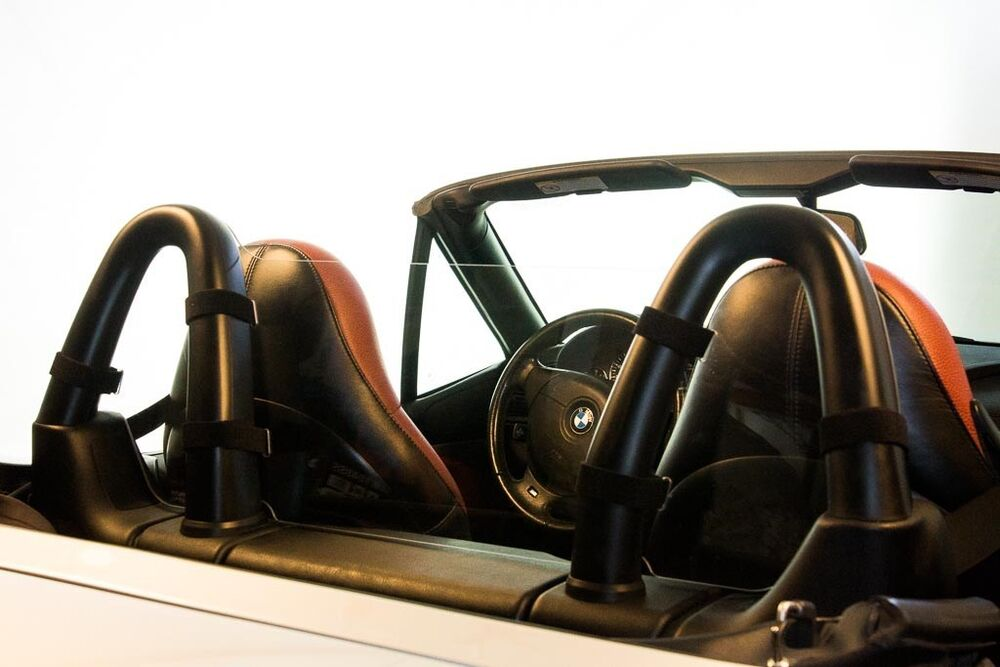 Bmw Z3 98 03 Convertible Windscreen Wind Deflector