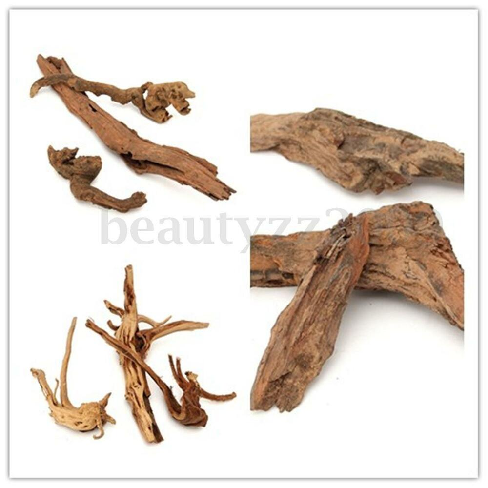 Natural driftwood wood tree trunk fish tank aquarium for Fish tank driftwood