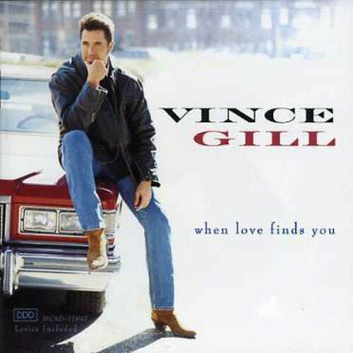 Love Finds You Quote: Vince Gill - When Love Finds You [New CD]