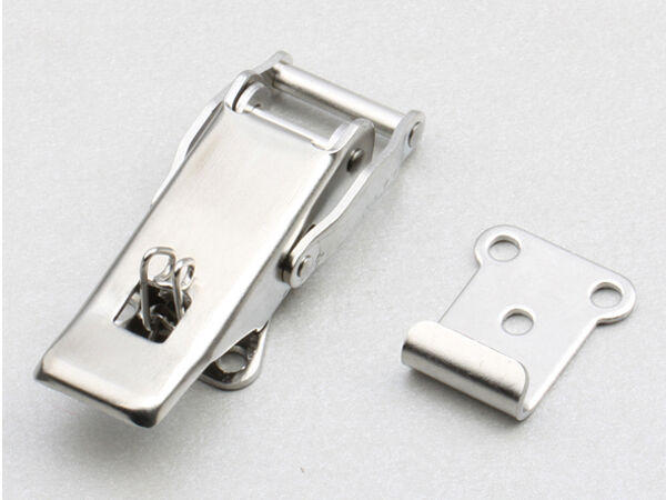 how to make a locking toggle