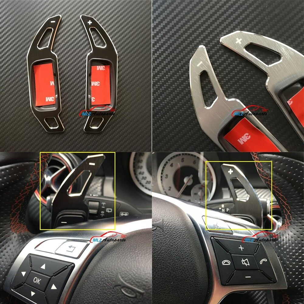 2 Door Charger >> Extension Shifter Paddle Trim For Mercedes-Benz E Class ...