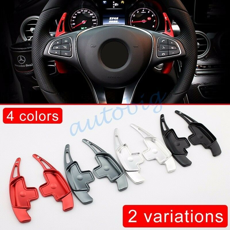 Steering Wheel Shift Paddle For Mercedes Benz W176 W246