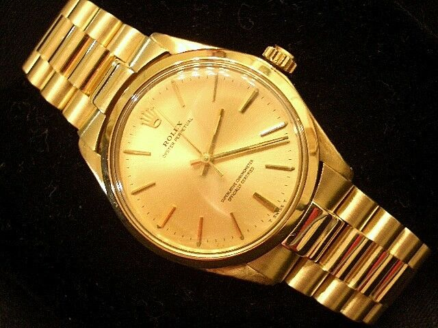 Real Gold Watches For Cheap