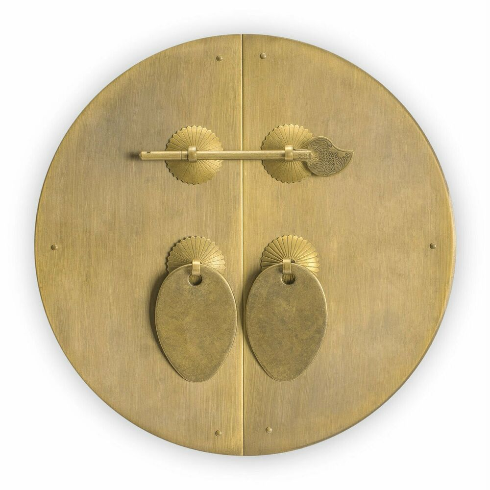 Classic Round Cabinet Face Plate 8 5 8 Ebay