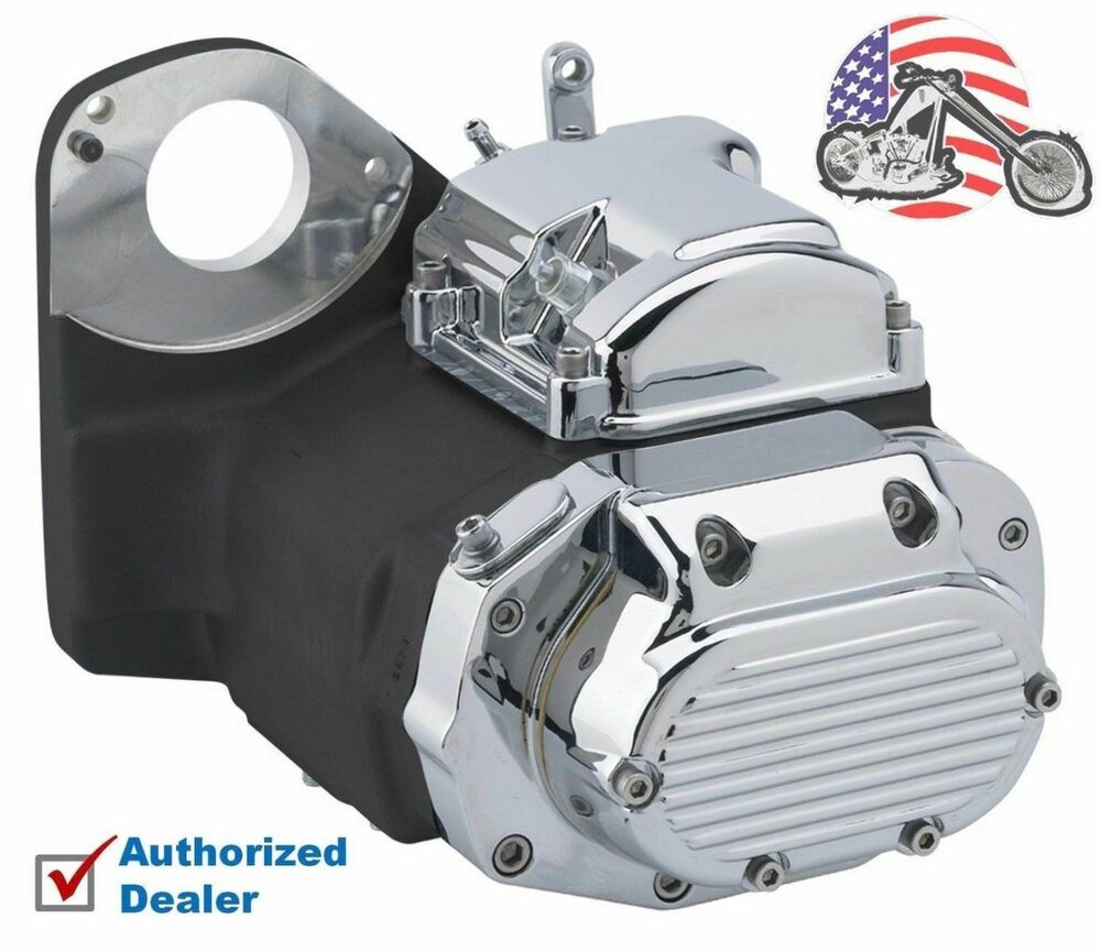 Ultima Black Chrome LSD 6Speed    Transmission    Harley Evo