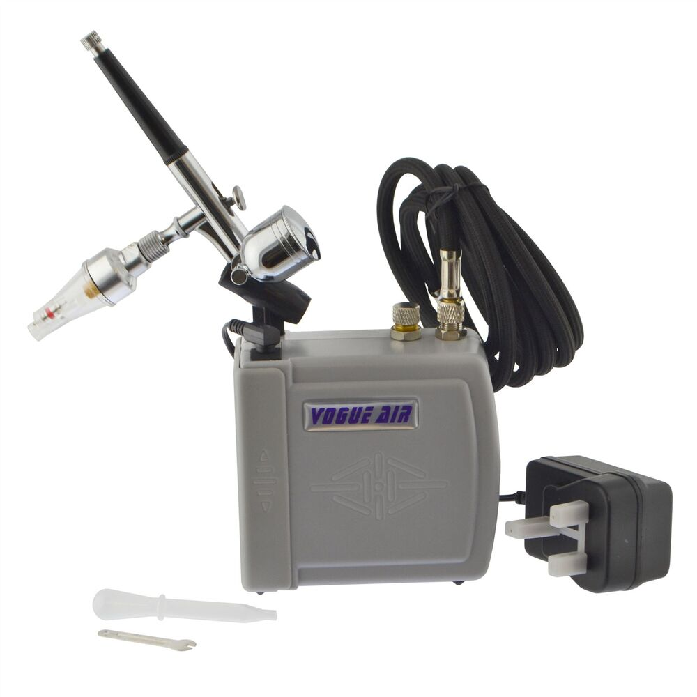 Portable mini air brush and compressor spray paint gun for Air compressor for auto painting