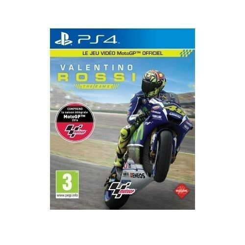 MotoGP16: Valentino Rossi - The Game [PlayStation 4 PS4, Region Free, Racing] | eBay