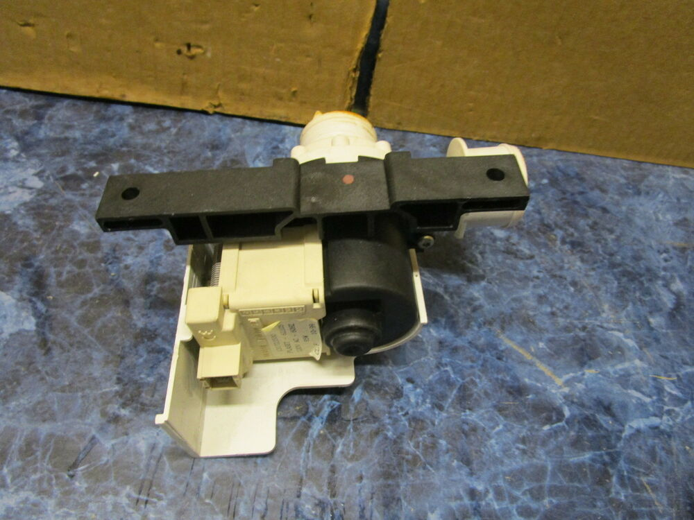 Kenmore washer drain pump part 137108000 ebay for Kenmore washer motor replacement