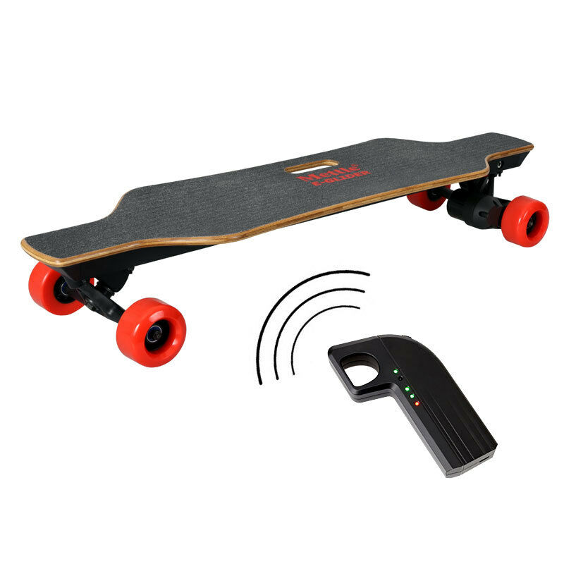 funtrend e board e glider skateboard cruiser elektro. Black Bedroom Furniture Sets. Home Design Ideas