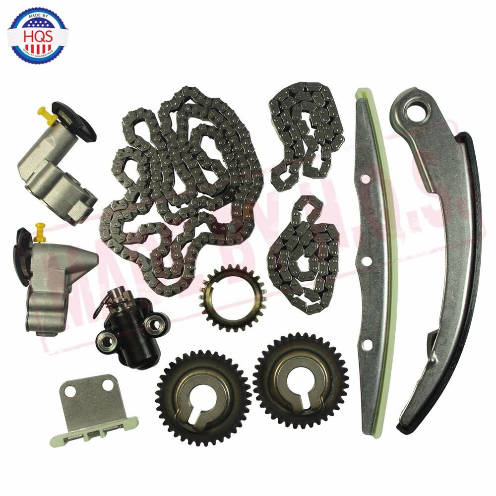 07 Nissan Maxima >> Timing Chain Kit For Nissan Altima Maxima Murano VQ35DE 3 ...