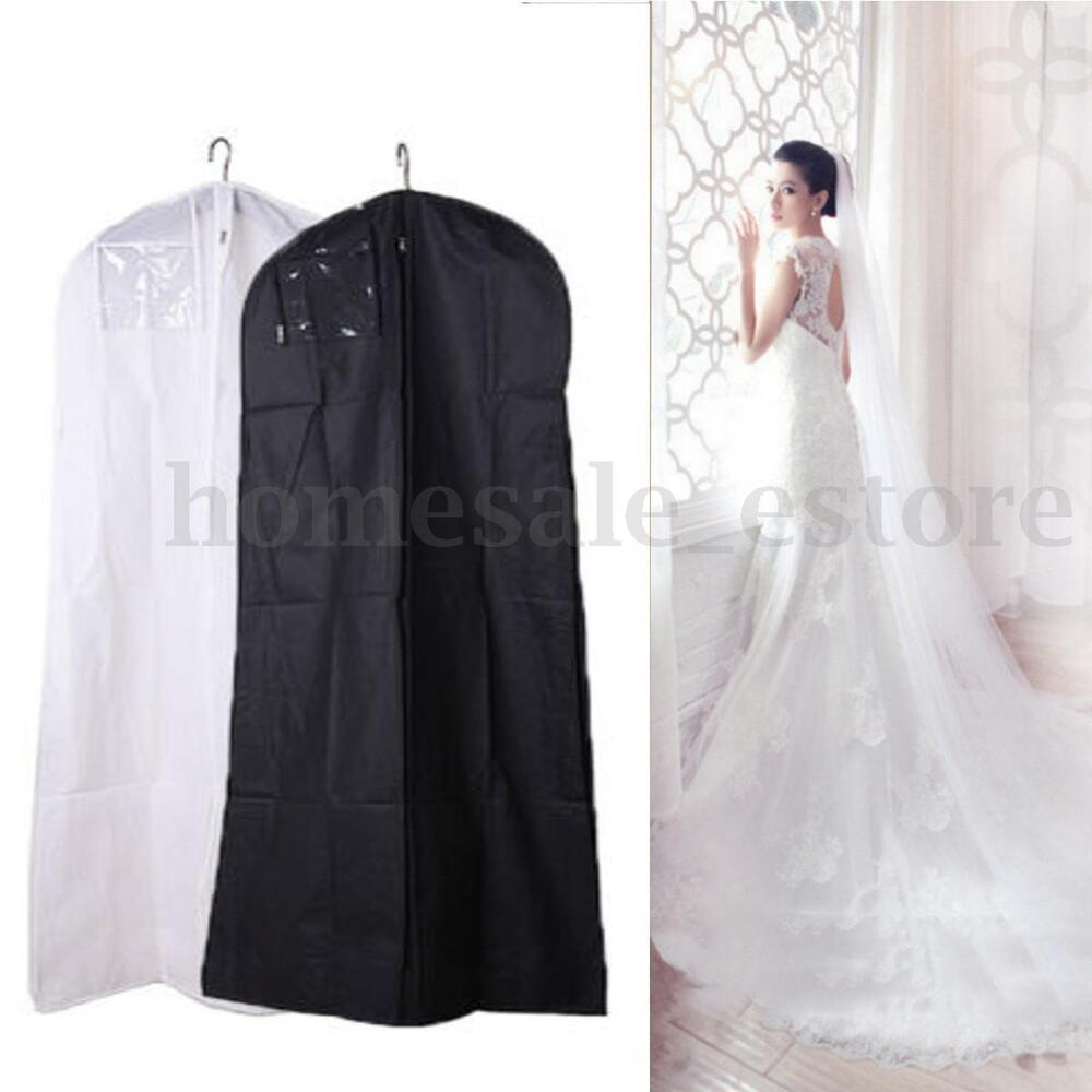 2 size wedding dress bridal gown garment dustproof